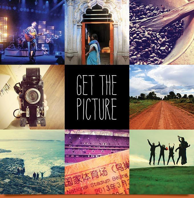 'Get The Picture' Campaign